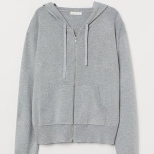 H&M Sweaters - 2for$30!! H&M Fine-knit hoodie